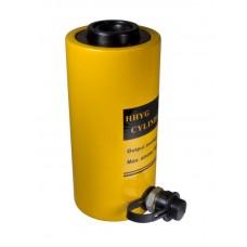 Домкрат гидравлический TOR ДП60П100 (HHYG-60100K), 60 т с полым штоком