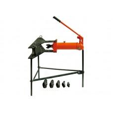 Трубогиб гидравлический TOR TL0300-3 12T до 50 мм горизонтальный
