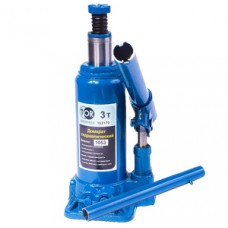 Домкрат гидравлический TOR ДГ-3 г/п 3,0 т в пластиковом кейсе