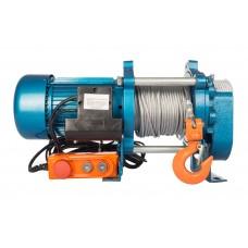 Лебедка TOR ЛЭК-1000 E21 KCD 1000 кг, 380 В с канатом 70 м