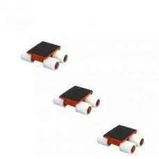 Роликовая платформа подкатная TOR 3000R-04W г/п 3т