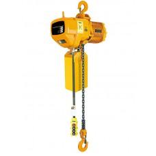 CТАЦ. Таль электрическая цепная TOR ТЭЦС HHBD02-02 2,0 т 24 м