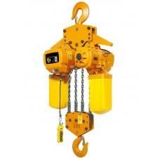 CТАЦ. Таль электрическая цепная TOR ТЭЦС HHBD10-04 10 т 18 м