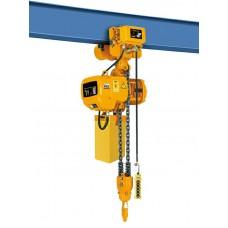 Таль электрическая цепная TOR ТЭЦП HHBD01-01T 1,0 т 24 м
