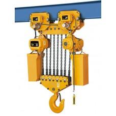 Таль электрическая цепная TOR ТЭЦП HHBD10-04T 10,0 т 24 м