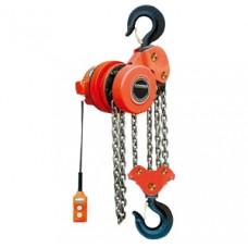 Таль электрическая цепная TOR ТЭШ DHP 1,0 т 6 м