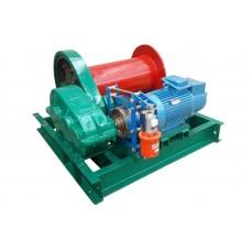 Лебедка электрическая TOR ЛМ (JM) г/п 5,0 тн Н=250 м (с канатом)