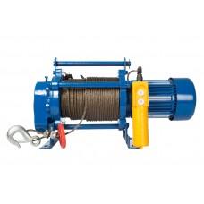 Лебедка TOR ЛЭК-300 E21 (KCD) 300 кг, 220 В с канатом 30 м