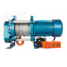 Лебедка TOR ЛЭК-500 E21 (KCD) 500 кг, 380 В с канатом 70 м