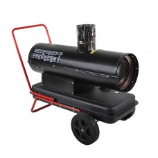 Нагреватель жидкотопливный 150кВт, диз. топл.-бак 189л, термостат 4-45 С, 15,6л/ч, 125кг