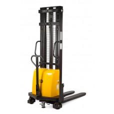 Штабелер гидравлический с электроподъемом  TOR 1т 2,5м DYC1025