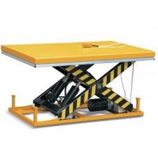 Стол подъемный стационарный TOR HW1008 г/п 1000кг, подъем 240-1300мм