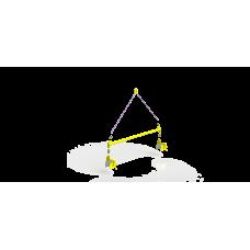 Траверса линейная для сэндвич-панелей TLSP г/п 1 т, 3м