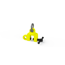 Захват струбцинный универсальный ZSU г/п 1,5 т, лист 0-35мм