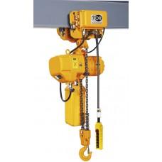 Таль электрическая цепная TOR ТЭЦП (HHBD7.5-03T) 7,5 т 18 м