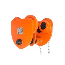 Тележка для тали TOR Тип В (GCL) 5Х3 с механизмом передвижения